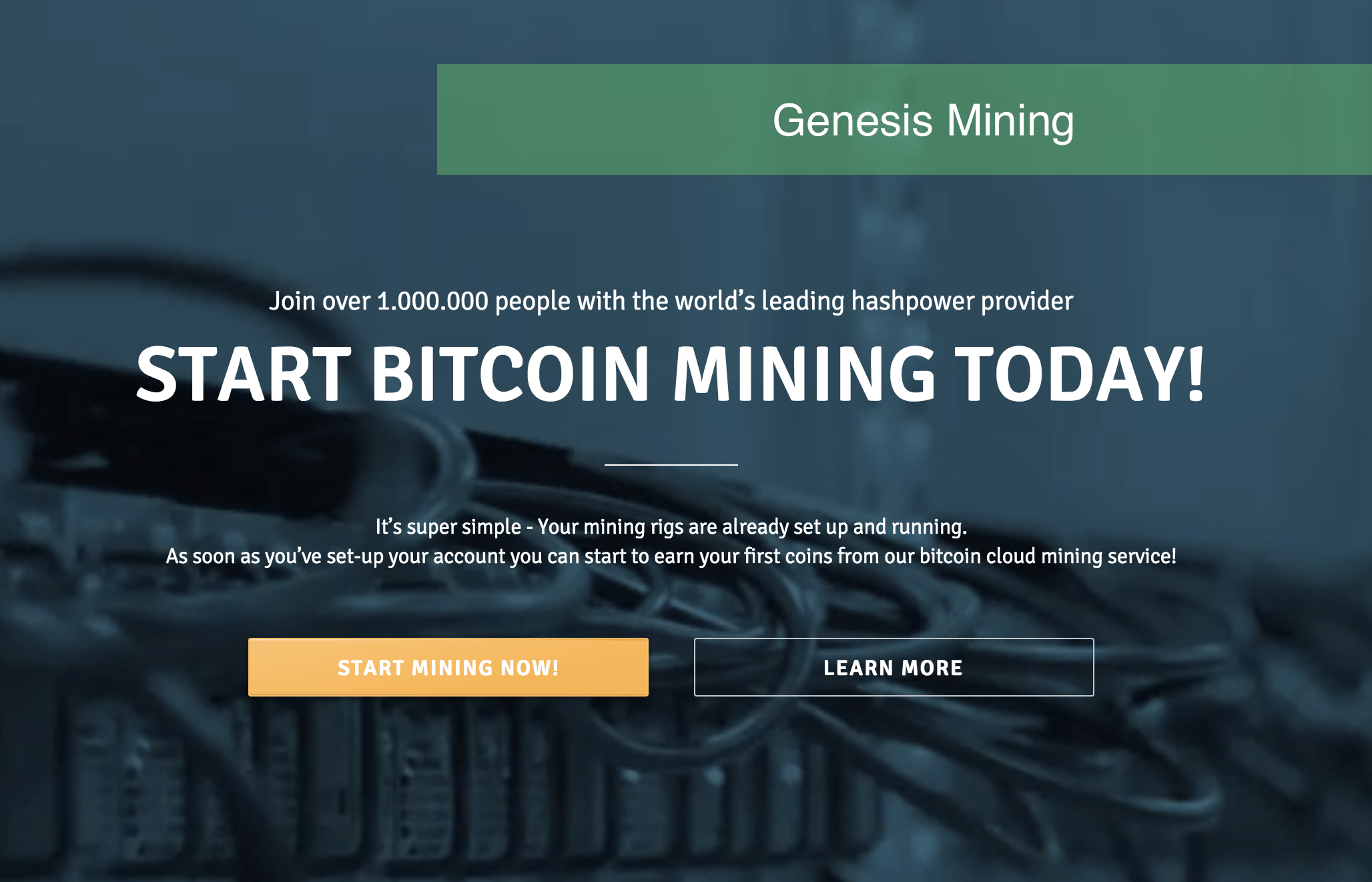 what is coin mining